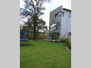 Spacious place with roof terrace & yard, Vilnius