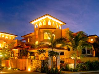 2 bedroom villa, close to the beach, special green season rates