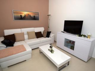Sitzecke im Wohnbereich Beispiel