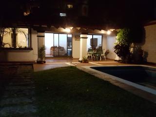 Furnished room in vacational rental pool garden, Cuernavaca
