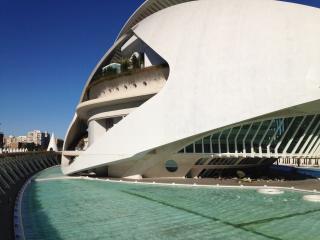 Valencia centre 15 min. culture & beach