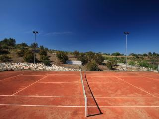 Villa Afrodita, Jardines , piscina y tenis