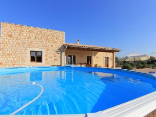 Villa with private pool and WiFi in Ses Salines