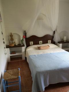 Dormitorio cama matrimonio 1,50mt