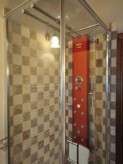 Jacuzzi/ Steam bath shower