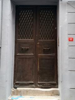 Building´s door