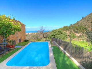 Villa Relax SWIMMING POOL with beautufull seaviews, Colonia de Sant Pere