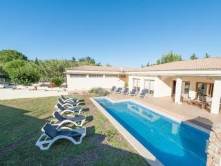 ARADA - Property for 8 people in CRESTATX, Sa Pobla