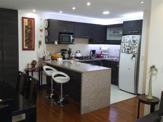 Modern 2BR Apt, La Carolina Quito