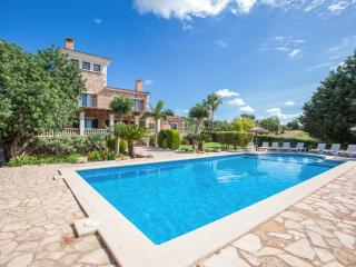 CAN PALLETA - Villa for 10 people in s'Horta, S' Horta