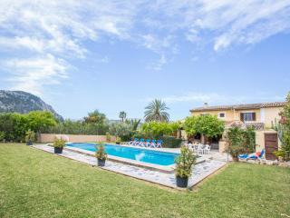 CAN VERGA - Villa for 8 people in Pollenca