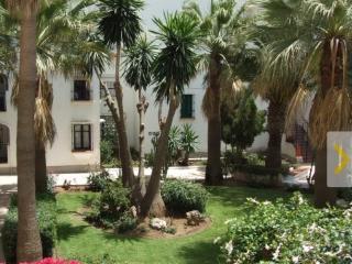 Communal private gardens of  Punta Almina