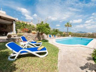 ES PUIG - Villa for 4 people in Buger