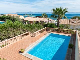 FAR - Property for 8 people in Alcanada (Alcudia), Puerto Alcudia
