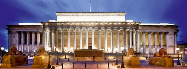 St Georges Hall One of the finest neo classical buildings in the world. Grade 1 listed