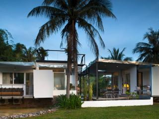 Mid-century Modern Villa Locate In Countryside