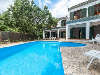 MELICOTÓ - Property for 10 people in CRESTATX, Sa Pobla