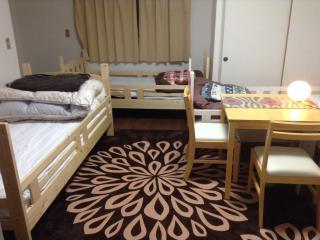 Family suite near Takayama station