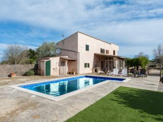 NINA - Property for 7 people in Costitx