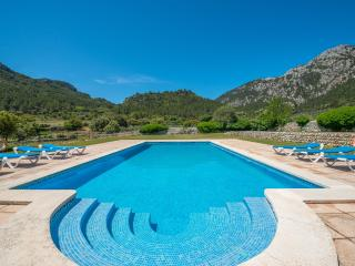 ORIENT DE SON PEROT - Villa for 12 people in ORIENT, BUNYOLA, Orient