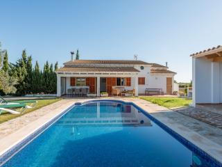 PIOLIN - Property for 10 people in Sa Pobla