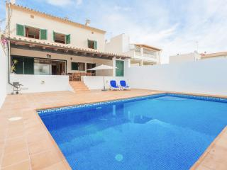PRINCEP - Property for 11 people in Colonia de Sant Jordi