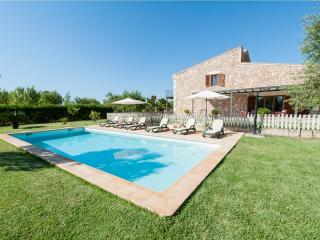 SA CASETA DE BUGER - Villa for 6 people in Buger