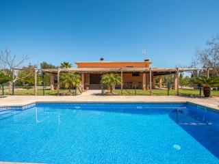 SON CEBIÀ - Property for 10 people in SA POBLA, Sa Pobla