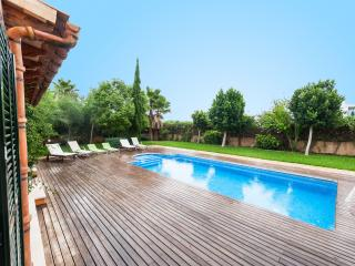 UBAC - Property for 6 people in Sa Pobla - Crestatx