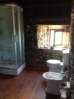 Bathroom newly refurbished