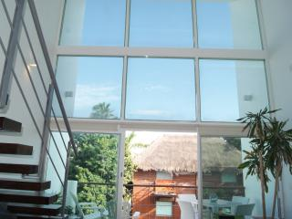 Playa Del Carmen Luxury Two Bedroom Loft with Balcony - CF2B