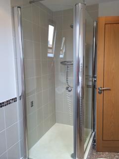 Large Luxury shower .