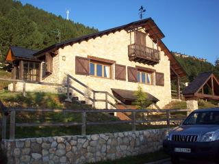 Casa en Port del Comte a pie de pistas, 9 person.