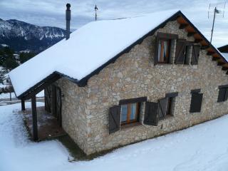 Preciosa casa privada en Port del Comte a pie de pistas, 9 personas!