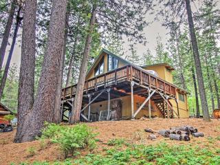 'Hammack's Hideaway' 2BR Arnold Cabin w/Views