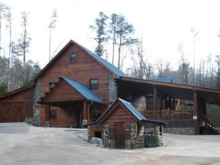 Lodge at Hideaway Hollow- Minutes to Ocoee River, Copperhill