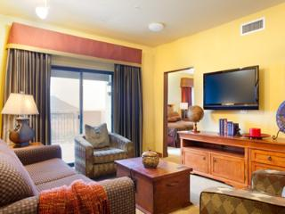 2 bedroom suite at Cibola Vista Resort and Spa, Peoria