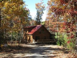Whitetail Ridge- Blue Ridge cabin rental, Morganton