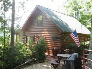 On Top of It All- Blue Ridge area cabin rental