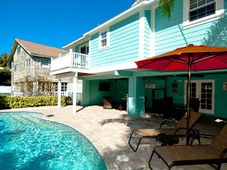 Absolutely Anna: Gorgeous Private Pool Home, Steps From The Beach At Bean Point!