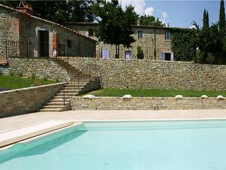 7 bedroom Villa in Castel Focognano, Tuscany, Italy : ref 5227015