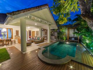 Villa Cozy & Fun! Private Pool, BBQ, 2 BD - Seminyak Border, Denpasar