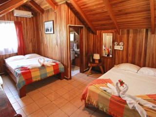 Budget Cabina, Top Floor of Duplex. Banana Beach, Santa Teresa