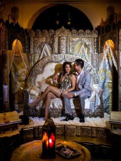 Moroccan furniture available to rent for photos,(this is a   Pinterest photo)