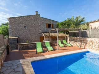 CASA RURAL SA SORDA - Villa for 8 people in Campos