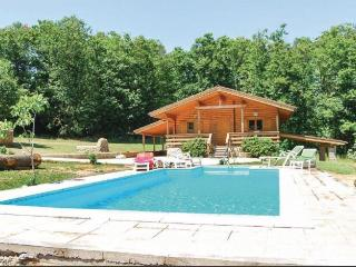 The chalet of helves near Rome and Bracciano lake, Manziana