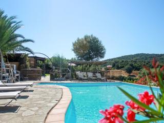Cute Corsican caseddu with pool, Sartene