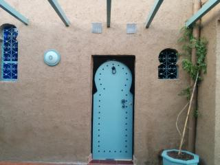THE BLUE HOUSE (THE SMALL BERBER HOUSE), Taroudant
