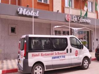 HOTEL LA RSOERAIE, Bejaia