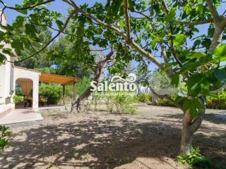 BO018 Villa Katia con giardino, Punta Prosciutto